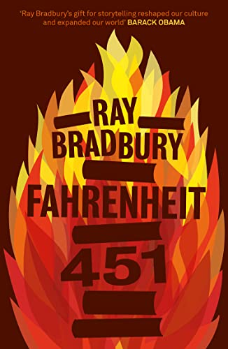 Fahrenheit 451 — Ray Bradbury