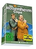 Die Rosenheim Cops - Staffel 12/Folge 01-15 (3 DVDs)