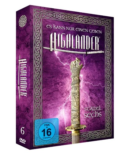 Highlander Staffel 6 (Limited Edition) (6 DVDs)