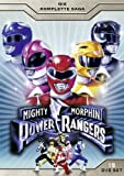 Mighty Morphin Power Rangers - Die komplette Saga (19 DVDs)