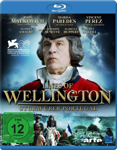Lines of Wellington - Sturm über Portugal