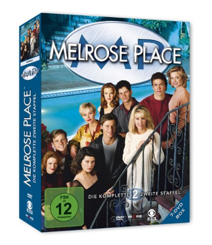 Melrose Place Staffel 2 (7 DVDs)