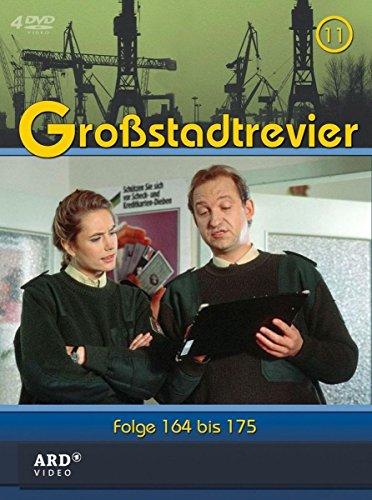 Großstadtrevier Box 11, Staffel 16 (4 DVDs)