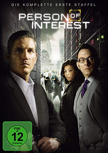 Person of Interest Staffel 1 (4 DVDs)