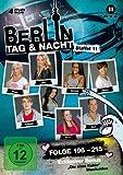 Berlin - Tag & Nacht, Vol. 11: Folgen 196-215 (4 DVDs)