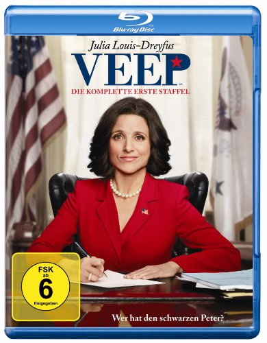 Veep Staffel 1 [Blu-ray]