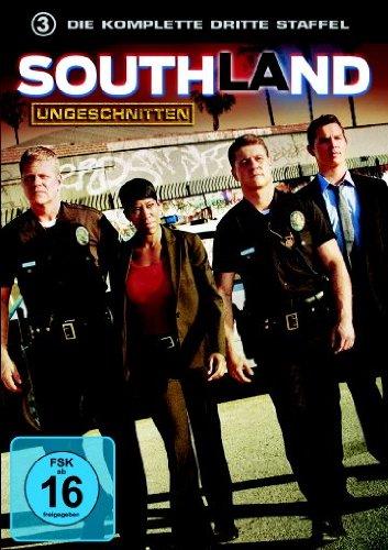 Southland Staffel 3 (2 DVDs)
