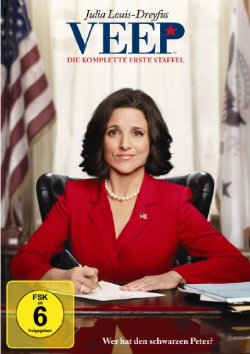 Veep Staffel 1 (2 DVDs)