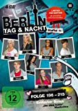 Berlin - Tag & Nacht, Vol. 11: Folgen 196-215 (Fan Edition) (4 DVDs)