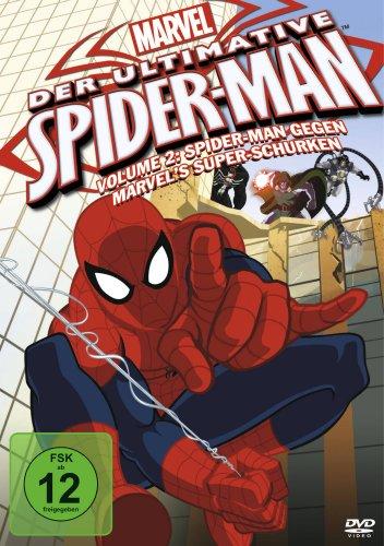 Der ultimative Spider-Man Vol. 2: Spider-Man gegen Marvel's Super-Schurken