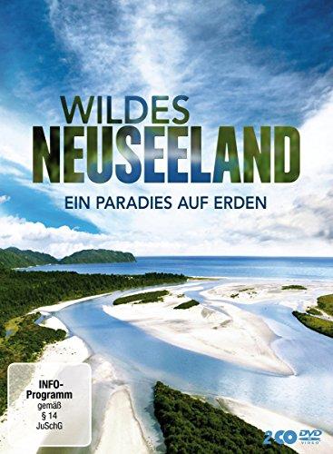 Wildes Neuseeland - Ein Paradies auf Erden (2 DVDs)