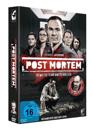 Post Mortem Die komplette Serie (6 DVDs)