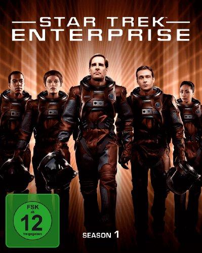 Star Trek - Enterprise: Season 1 (Collector's Edition, exklusiv bei Amazon.de) [Blu-ray]