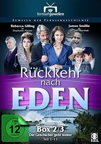 Rückkehr nach Eden Box 2: Die Geschichte geht weiter (Teil 1-11) (4 DVDs)