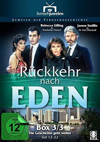 Rückkehr nach Eden Box 3: Die Geschichte geht weiter (Teil 12-22) (4 DVDs)