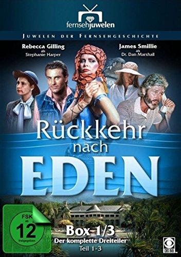 Rückkehr nach Eden Box 1: Die komplette Miniserie (3 DVDs)