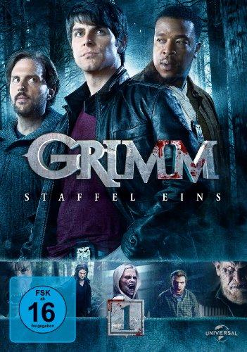 Grimm Staffel 1 (6 DVDs)