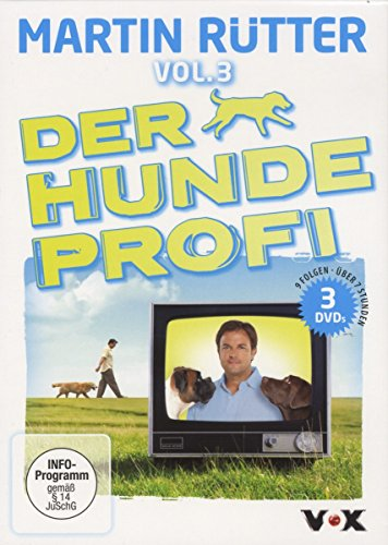 Martin Rütter - Der Hundeprofi, Vol. 3 (3 DVDs)