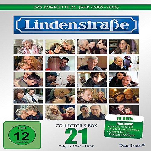 Lindenstraße Das komplette 21. Jahr (10 DVDs)