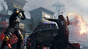 Screenshot: InFamous Second Son