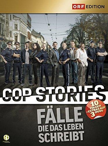 CopStories Staffel 1 (3 DVDs)
