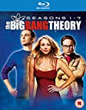 The Big Bang Theory - Series 1-7 [Blu-ray]