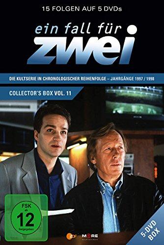 Ein Fall für Zwei Collector's Box 11 (5 DVDs)