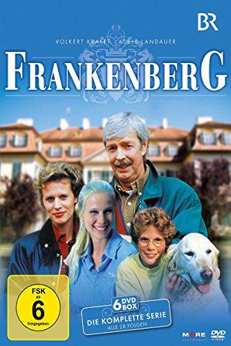 Frankenberg Die komplette Serie (6 DVDs)