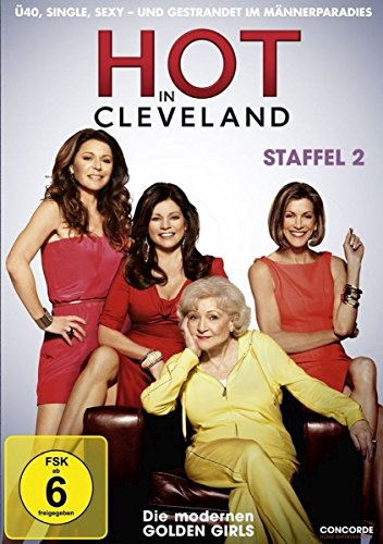 Hot in Cleveland Staffel 2 (3 DVDs)