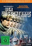 The Invisible Man - Der Unsichtbare: Die komplette Serie (4 DVDs)