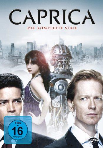 Caprica Die komplette Serie (6 DVDs)