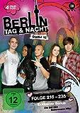 Berlin - Tag & Nacht, Vol. 12: Folgen 216-235 (4 DVDs)