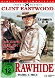 Rawhide - Tausend Meilen Staub - Season 2.2 (4 DVDs)