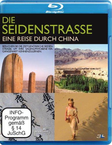 Die Seidenstraße - Eine Reise durch China [Blu-ray]