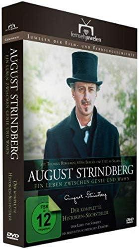 August Strindberg - Ein Leben zwischen Genie und Wahn