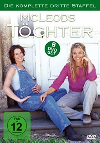 McLeods Töchter Staffel 3 (8 DVDs)