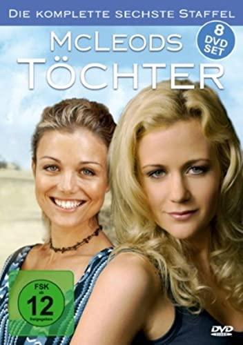 McLeods Töchter Staffel 6 (8 DVDs)