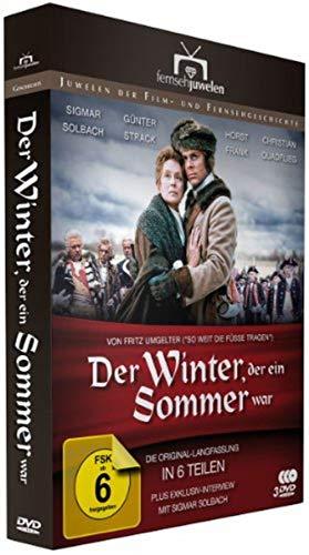 Der Winter, der ein Sommer war (Original-Langfassung in 6 Teilen) (4 DVDs)