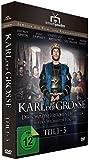 Karl der Große - Der komplette Historien-Dreiteiler (2 DVDs)
