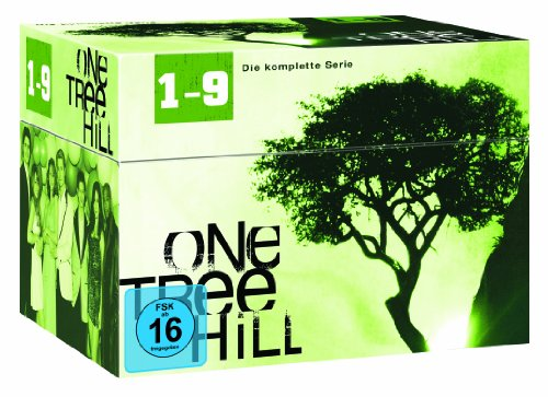 One Tree Hill Komplettbox (49 DVDs)