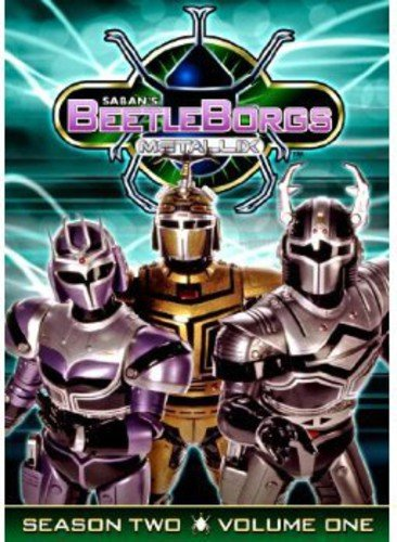Beetleborgs Metallix: