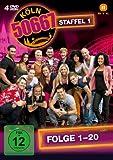 Köln 50667, Vol. 1: Folge 1-20 (4 DVDs)