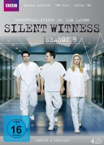 Silent Witness (Gerichtsmediziner Dr. Leo Dalton) Staffel  9 (4 DVDs)
