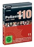 Polizeiruf 110 - Box 11: 1983-1984 (DDR TV-Archiv) (4 DVDs)