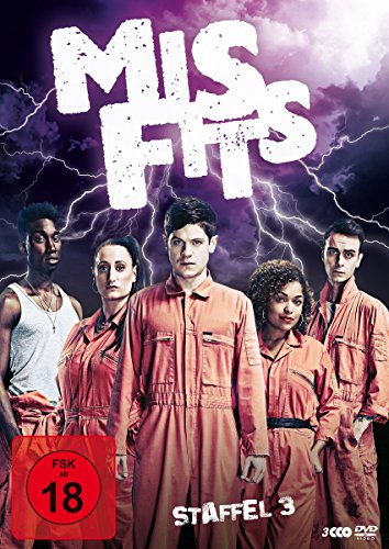 Misfits Staffel 3 (3 DVDs)