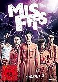 Misfits - Staffel 3 (3 DVDs)