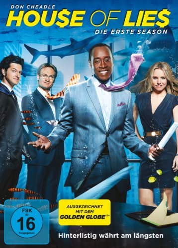 House of Lies Staffel 1 (2 DVDs)