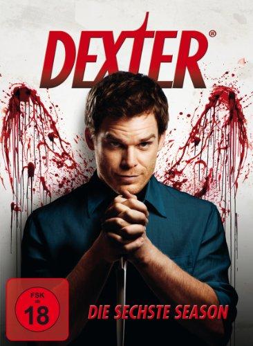 Dexter Staffel 6 (4 DVDs)
