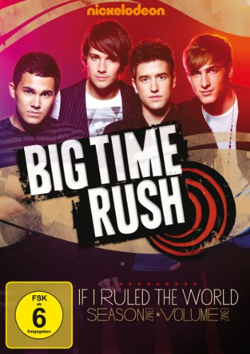 Big Time Rush Season 2, Vol. 2 (2 DVDs)