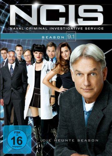 Navy CIS Season  9, Vol. 1 (3 DVDs)